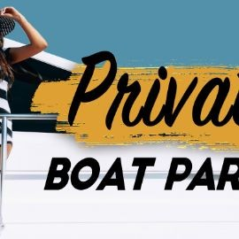 Image for Private Boat Cruise with Social Distancing - NYC Yacht Party