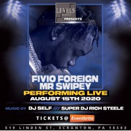 Image for FIVIO FOREIGN LIVE IN CONCERT (NIGHT PARTY)