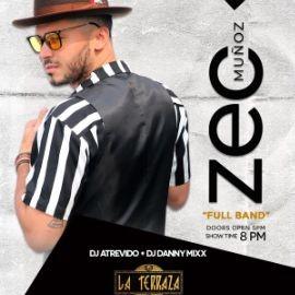Image for Zeo Muñoz en Vivo! Concierto con banda completa