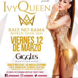 Image for IVY QUEEN EN LOS ANGELES POSTPONED