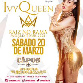 Image for IVY QUEEN EN GILROY NEW DATE CONFIRMED