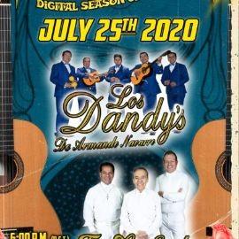 Image for Latinorama: Los Dandy's de Armando Navarro y Trio Los Santos en Vivo!