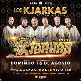 Image for Los Kjarkas en Vivo Stream Mundial