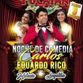 Image for Noche de Comedia con Carlos Eduardo Rico!