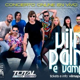 Image for Vilma Palma e Vampiros en Concierto Virtual en Vivo!