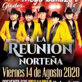Image for Mega Bailazo con La Reunion Norteña en 90 Grados!