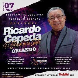 Image for Ricardo Cepeda - Orlando - 07 Noviembre