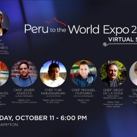 Image for 9th Peru To The World Expo - virtual show