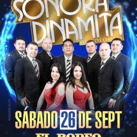 Image for La Sonora Dinamita de Colombia en Vivo!