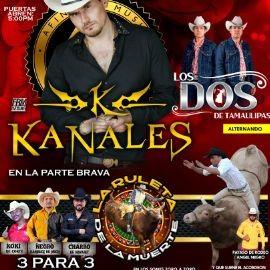 Image for Super Jaripeo Baile con Kanales y Los Dos de Tamaulipas