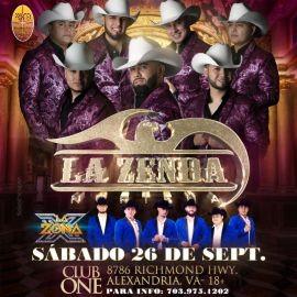 Image for Bailazo de lujo con La Zenda Norteña y La Zona X en Vivo!