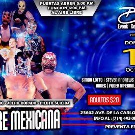 Image for Lucha Libre Mexicana en Laguna Hills CA