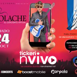 Image for Desde Honduras: Polache en un gran Concierto Virtual en Vivo!