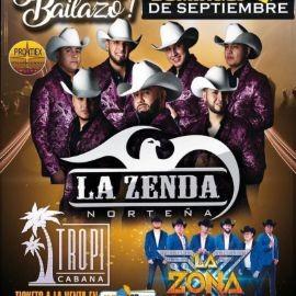 Image for Tremendo Bailazo con La Zenda Norteña y La Zona X en Vivo!