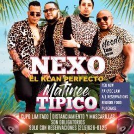 Image for Nexo El Klan Perfecto en Vivo! Matinee Tipico en Terraza Makumba