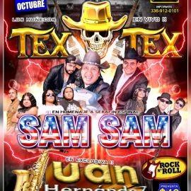 Image for Los Muñecos Tex Tex, Homenaje a Serafin Espinal con Sam Sam, Juan Hernandez y mucho mas! POSTPONED