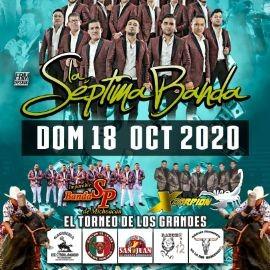 Image for Gran Jaripeo Baile con La Septima Banda, Banda SP, Xcorpion y mucho mas!