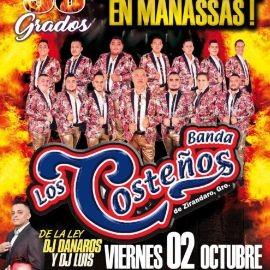 Image for Por primera vez en Manassas: Banda Los Costeños en Vivo!