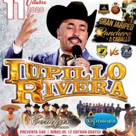 Image for Gran Jaripeo Ranchero y a Caballo con Lupillo Rivera y mas!
