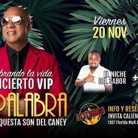 Image for Concierto super vip ORQUESTA LA PALABRA