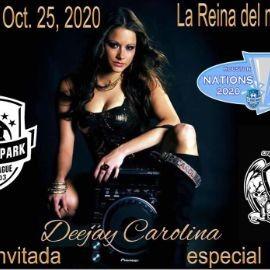 Image for Houston Nations Cup 2020 con La Reina del Macaneo Deejay Carolina