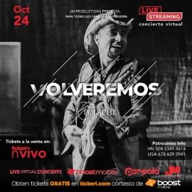 Image for Desde Honduras: Polache en un gran Concierto Virtual en Vivo!