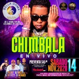 Image for Chimbala en Vivo