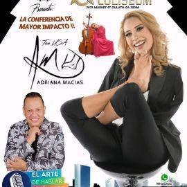 Image for Adriana Macias y Andres Maqueda en una Conferencia de Impacto en Georgia!