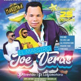 Image for Domingo de Matinee con El Maestro Joe Veras en Vivo!