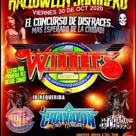 Image for Halloween Sonidero con Sonido Winners en Vivo en Lexington!
