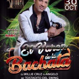 Image for El Varon de la Bachata en Vivo en Tropicabana!