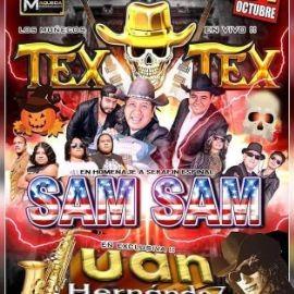 Image for Soni-Rock Halloween con Tex Tex, Sam Sam y Juan Hernandez en Vivo en Atlanta! POSTPONED