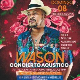 Image for Domingo de Matinee con Wason en Concierto Acustico en Vivo!