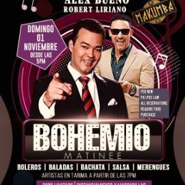 Image for Domingo de Matinee con Alex Bueno en Vivo!