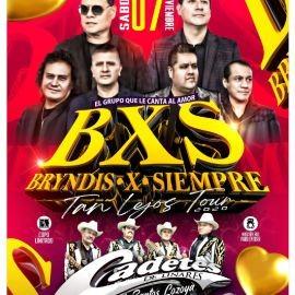 Image for BXS BRYNDIS POR SIEMPRE Y LOS CADETES DE LINARES