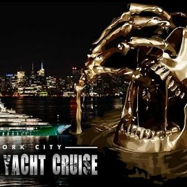 Image for HALLOWEEN LATIN & HIP HOP  BOAT PARTY CRUISE  NYC VIEWS  COCKTAIL & MUSIC