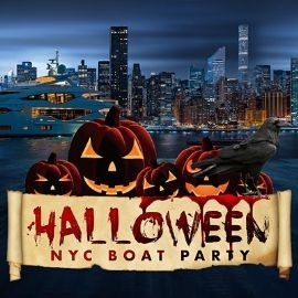 Image for HALLOWEEN NYC  BOAT PARTY CRUISE  VIEWS  COCKTAIL & MUSIC