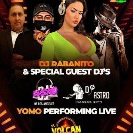Image for Yomo, dj susie ,dj astro & dj rabanito