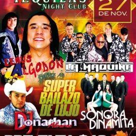 Image for Super Bailazo con Lemus y su Grupo Algodon, La Maquina y La Sonora Dinamita en Vivo! POSTPONED