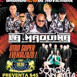 Image for Otro Super Evento con La Maquina y La Sonora Dinamita en Vivo! postponed
