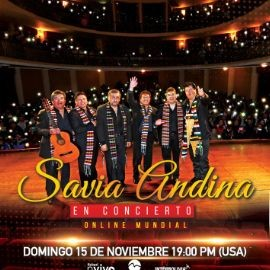 Image for SAVIA ANDINA EN VIVO