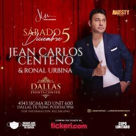 Image for Jean Carlos Centeno & Ronald Urbina en Dallas en Vivo!