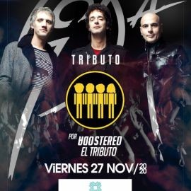 Image for Soda Stereo el Tributo CANCELED
