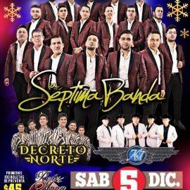 Image for La Septima Banda, Decreto Norte, AK7 y mas!