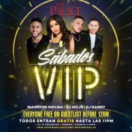 Image for Sabados VIP en The Palace Nightclub! POSTPONED