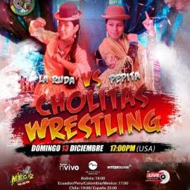 Image for Cholitas Wrestling