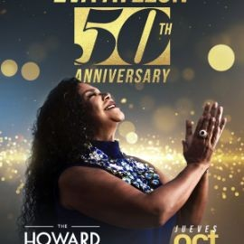Image for Eva Ayllon 50 Aniversario en Washington DC: NEW CONFIRMED DATE