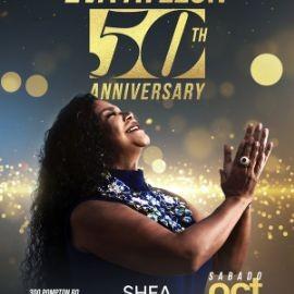 Image for Eva Ayllon 50 Aniversario En Wayne, NJ