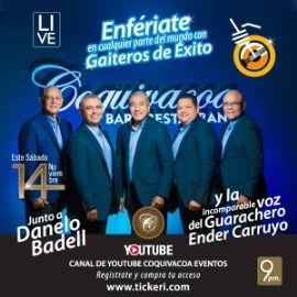 Image for ENFERIATE CON GAITEROS DE ÉXITO JUNTO A DANELO BADELL y LA VOZ GUARACHERA DE ENDER CARRUYO