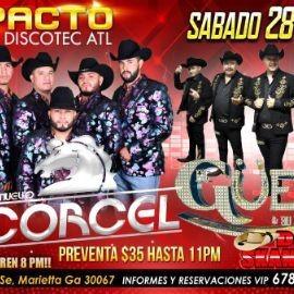 Image for El Nuevo Corcel y El Guero y Su Sierra Santa en Vivo!